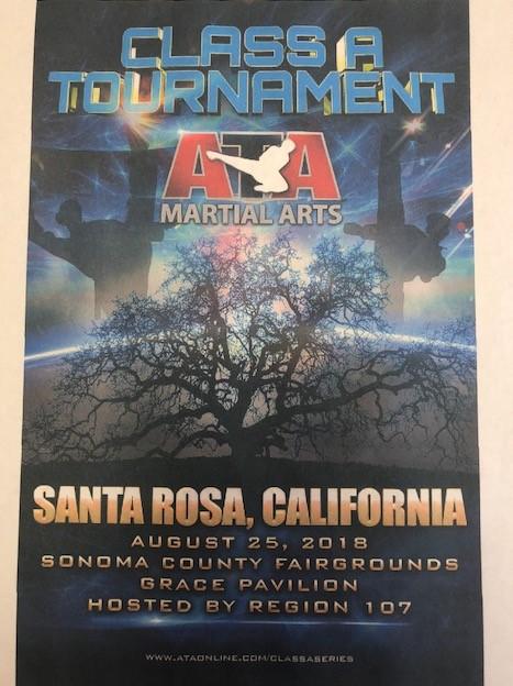 Class A Tournament in Santa Rosa