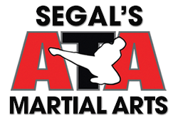 Segal's ATA Martial Arts Logo